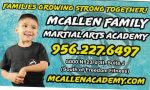 McAllen Family Martial Arts Academy