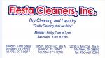 Fiesta Cleaners – McAllen TX
