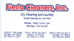 Fiesta Cleaners – Mission TX