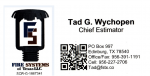 Fire Systems of Texas – Tad Wychopen